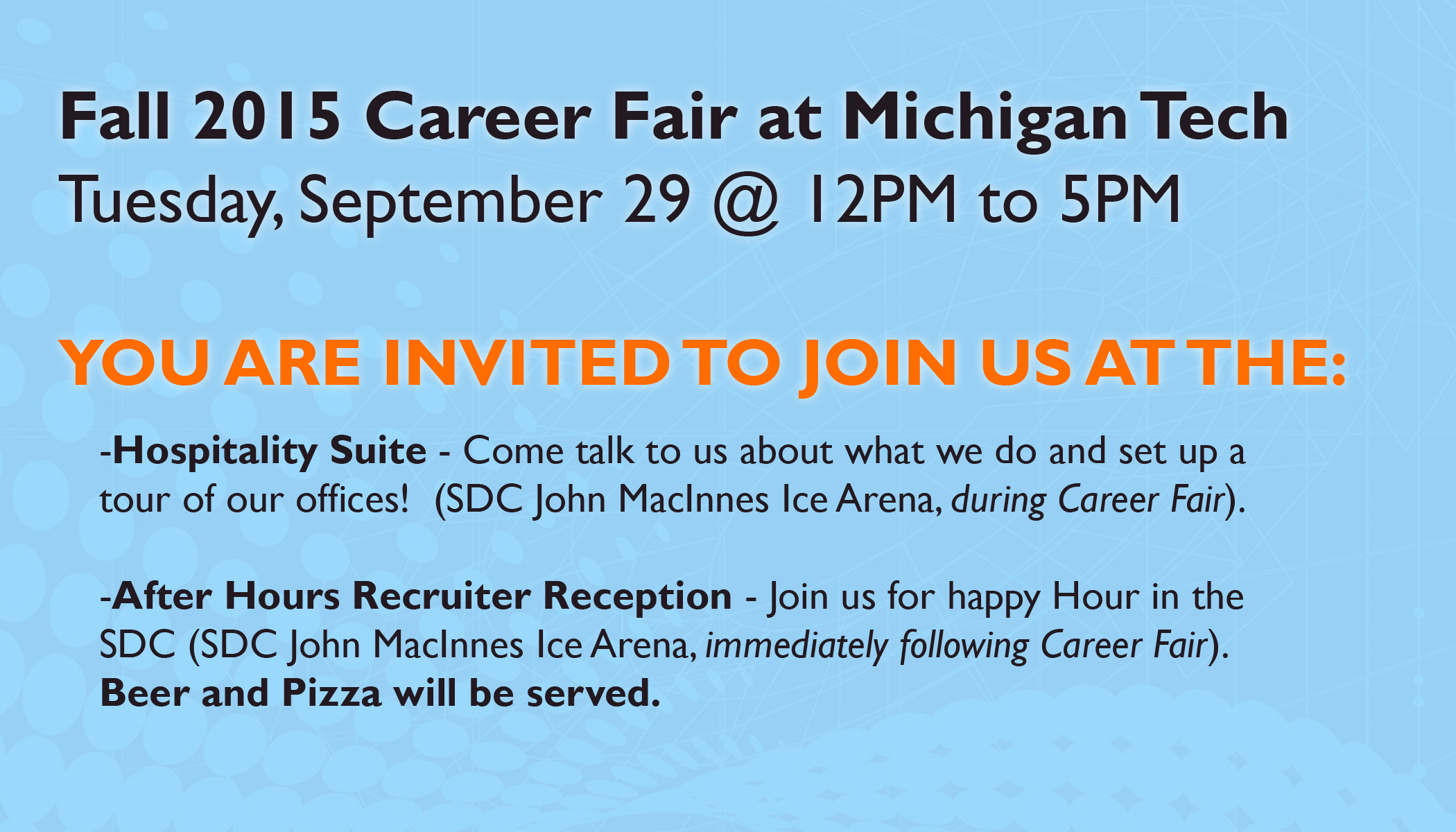 join us at career fair2 2